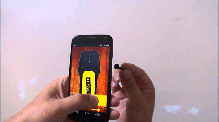 The best stud finder for iPhone