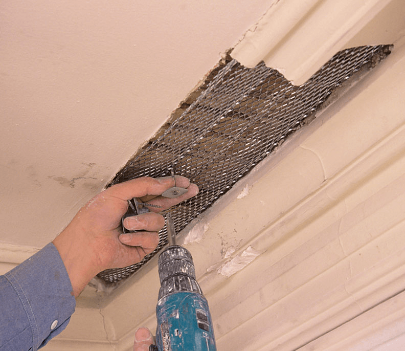 How To Find Studs In Plaster Ceiling